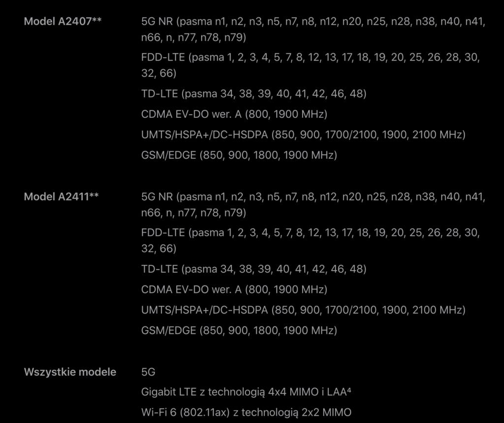 iPhone 12 pasma 5G Europa