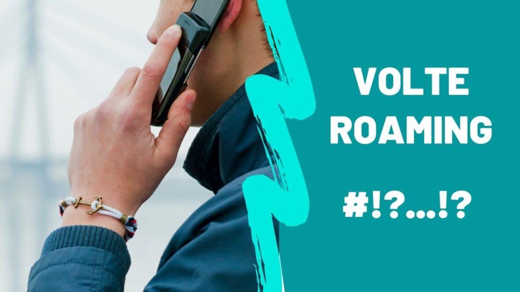 VOLTE roaming