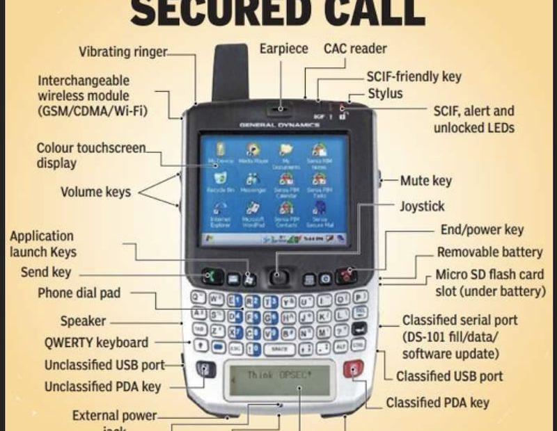 Bezpieczny telefon BlackBerry ?, Prosto i bezpośrednio, Andrzej Miłkowski